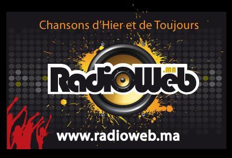 Logo de RadioWeb.ma
